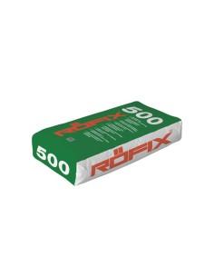 RÖFIX 500 Бяла варо-циментова хастарна мазилка