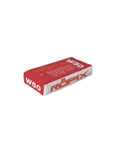 RÖFIX W50 Лепило и шпакловка за топлоизолация