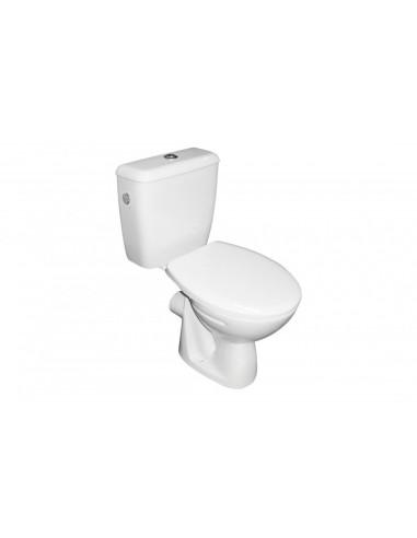 Тоалетна чиния -  Mira Compact Block
