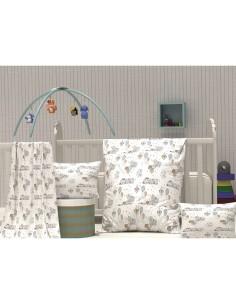 Спален комплект за бебе- 4 части/ 5813