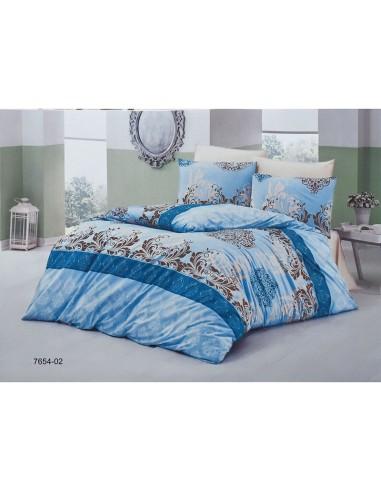 Спален комплект от 100 % памук- 5 части