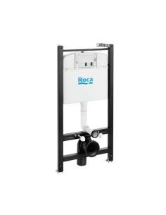 Roca Промо окачена тоалетна NEXO RIMLESS + структура и бутон + седалка и капак