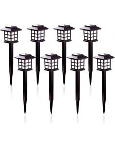 Соларна LED лампа за градина SР-6124