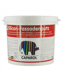 МАЗИЛКА Silicon-Fassadenputz K20  25 КГ CAPAROL