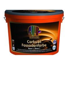 БОЯ ФАСАДНА Carbosil Fassadenfarbe Baza 3 2,35 Л CAPAROL