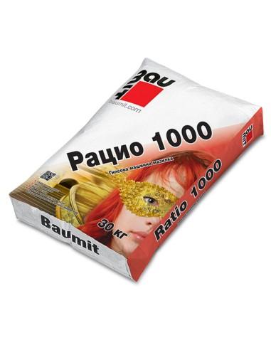 БАУМИТ МАЗИЛКА ГИПСОВА РАЦИО 1000- 30КГ Baumit - 1