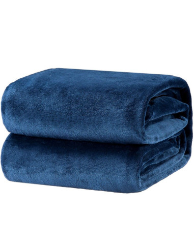 Поларено единично одеяло 150/200 см  - 1