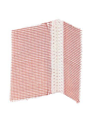 Баумит Профил за ъгли с мрежа - пластмасов- 2,5 м Baumit - 1