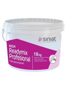 SINIAT пастообразен фугопълнител Nida Ready Mix Pro- 18 кг Siniat - 1
