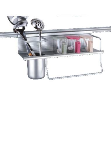 Кухненски аксесоар- комплект за окачване на стена INTER CERAMIC - 1