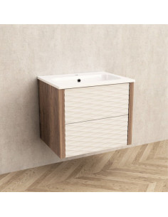 "Шкаф за баня "" Mадисън-60 "" INTER CERAMIC - 1"