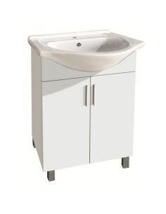 Шкаф за баня с умивалник INTER CERAMIC - 1