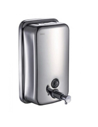 Дозатор за течен сапун- 500мл INTER CERAMIC - 1
