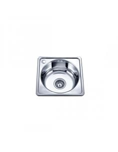 Кухненска мивка алпака INTER CERAMIC - 1