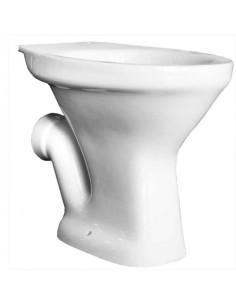 Тоалетна чиния със задно оттичане INTER CERAMIC - 1