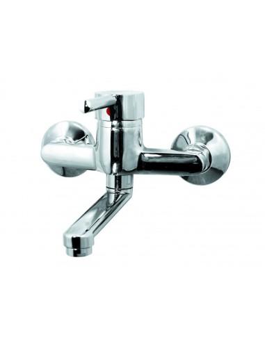 Смесител стенен за баня ICF 5558290 7215 INTER CERAMIC - 1
