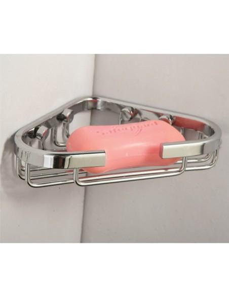 """Решетъчен кош/сапунерка за баня """"Арго"""" INTER CERAMIC - 2"""