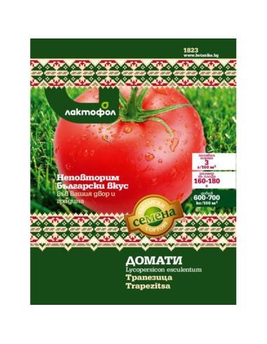 Семена Домати Трапезица Лактофол Ботаника - 1