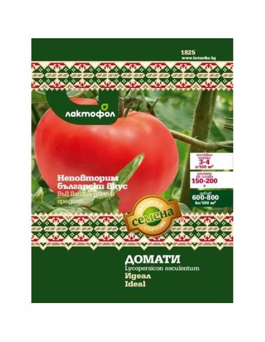 Семена домати Идеал Лактофол Ботаника - 1