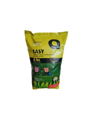 Нискорастяща тревна смеска EASY 5 кг Лактофол Ботаника - 1