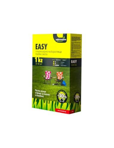 Ниско-растяща тревна смеска EASY 1 кг Лактофол Ботаника - 1