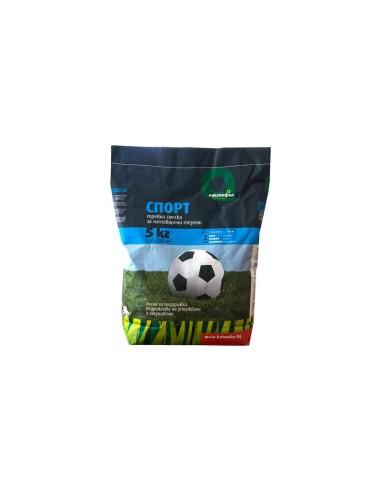 Тревна смес Спорт 5 кг Лактофол Ботаника - 1