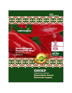 Семена пипер Куртовска капия Лактофол Ботаника - 1