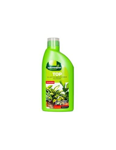 Течен тор за листно-декоративни растения 1 л Лактофол Ботаника - 1
