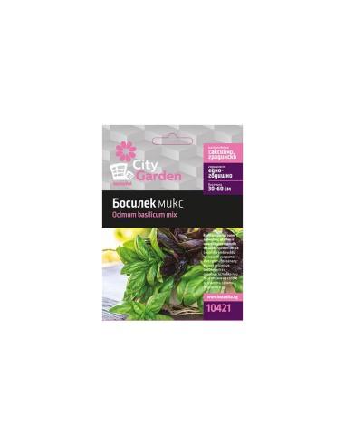 Микс семена босилек Лактофол Ботаника - 1