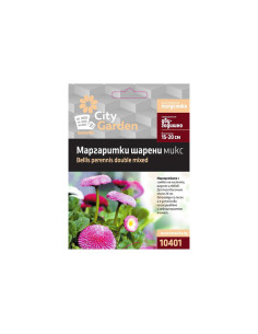 Шарен микс семена маргаритки Лактофол Ботаника - 1