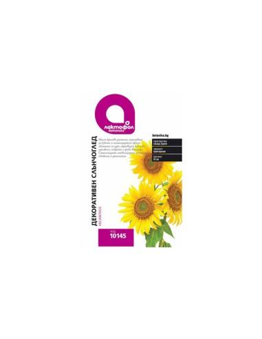 Семена Декоративен слънчоглед Лактофол Ботаника - 1