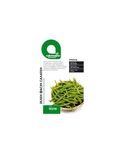 Семена зелен фасул Салатен Лактофол Ботаника - 1