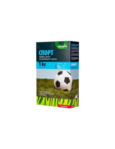 Тревна смес Спорт 1 кг Лактофол Ботаника - 1