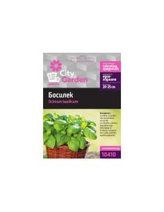 Семена босилек City Garden Лактофол Ботаника - 1