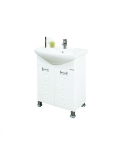 Шкаф за баня с умивалник Макена Лагуна Makena - 1