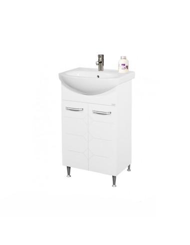 Шкаф за баня с умивалник Макена Перла Makena - 1