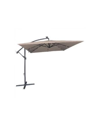 Градински чадър с LED осветление Butternut 2.5м ДРУГИ - 1