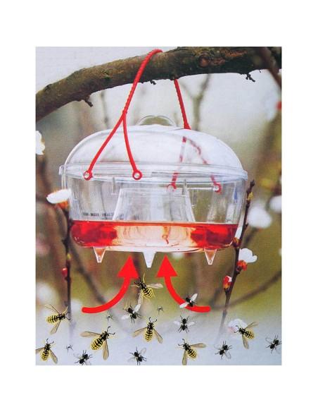 Капан за оси, стършели и насекоми ROTO - 2