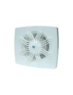 Квадратен вентилатор с клапа Слънце WE 100 MMotors JSC - 1