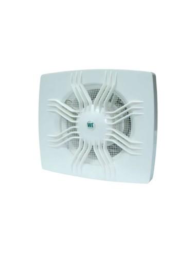 Квадратен вентилатор с клапа Слънце WE 120 MMotors JSC - 1
