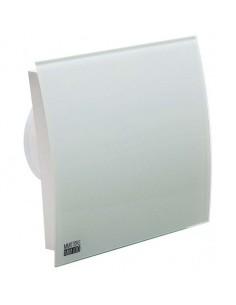 Вентилатор ММ-P 100/169, с клапа 06, овален стъклен панел, бял мат MMotors JSC - 1
