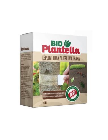 Самозалепваща лента срещу несекоми Bio Plantella - 5м x 5cм ДРУГИ - 1