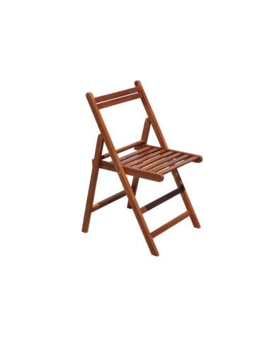 Сгъваем дървен стол ДРУГИ - 1