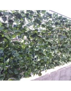 Изкуствено покривало Бръшлян за огради, балкони и тераси-  H100/L300 см ДРУГИ - 2