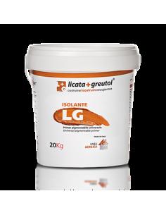 Грунд Isolante LG - интериорен 5 л  - 1