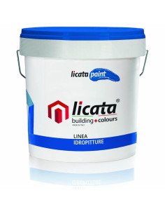 Вододисперсионна бяла боя BIANCO TIPO L - ЛИКАТА-14 л LICATA - 1