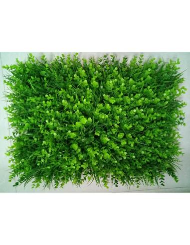 Изкуствена трева за стена 40*60 DIY-AP-30, Зелено 1 Крол ДРУГИ - 1