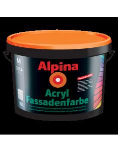 Фасадна боя ALPINA COLORSTUDIO ACRIL - база А, 10 л ALPINA - 1