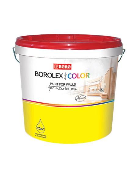 Цветен латекс Боролекс Колор - Ванилия - 5 кг BORO - 1