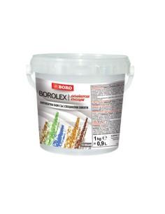 Латекс Боролекс със специални ефекти - GREEN PEARL- 1 кг. BORO - 1
